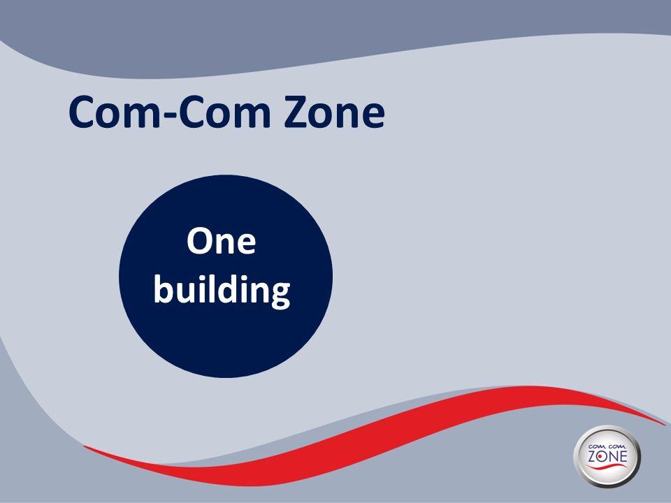 Com-Com Zone One building