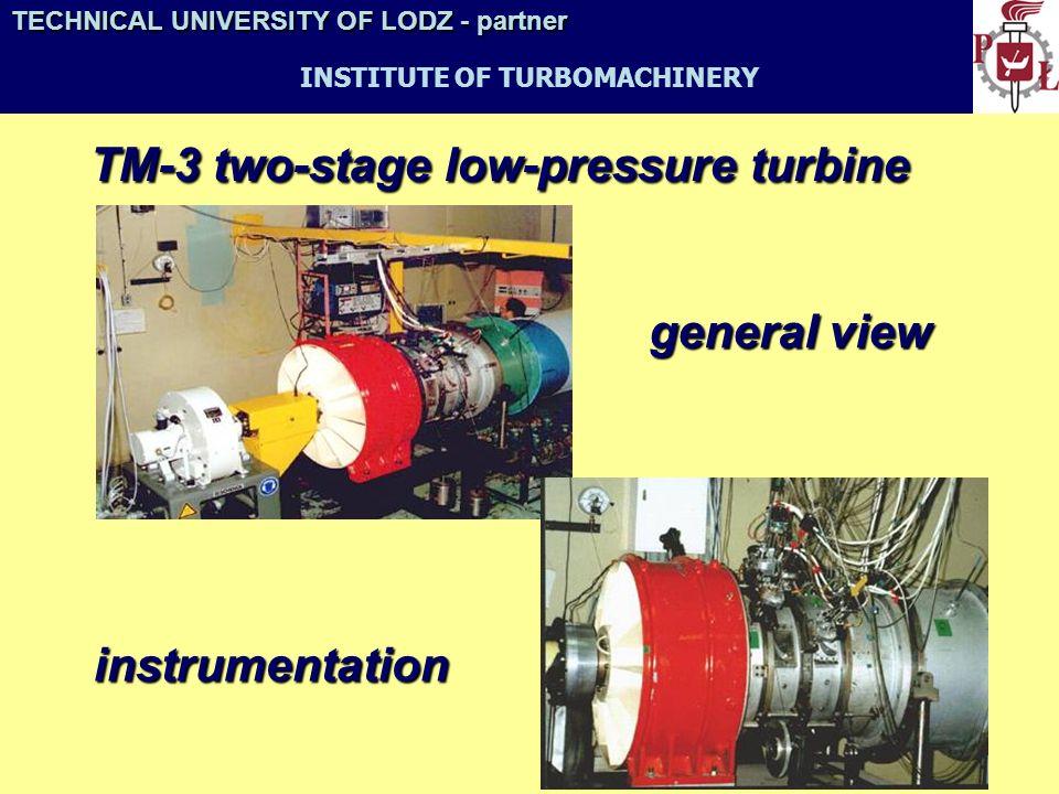 TECHNICAL UNIVERSITY OF LODZ- partner TECHNICAL UNIVERSITY OF LODZ - partner INSTITUTE OF TURBOMACHINERY1.I1.76centrifugal compressor compressor