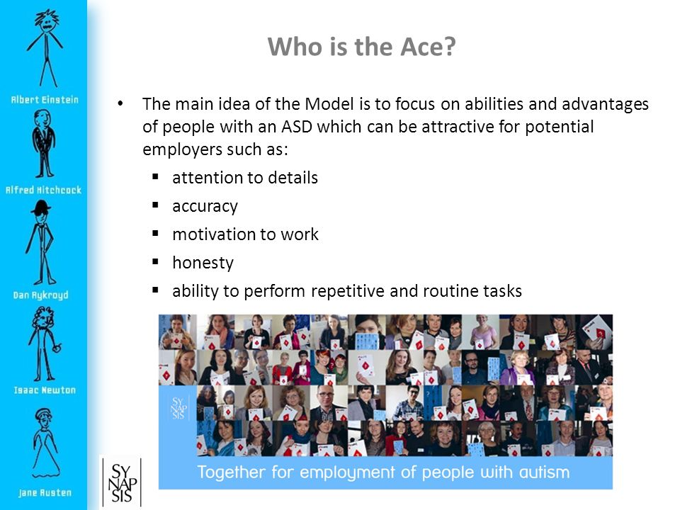 Who is the Ace.
