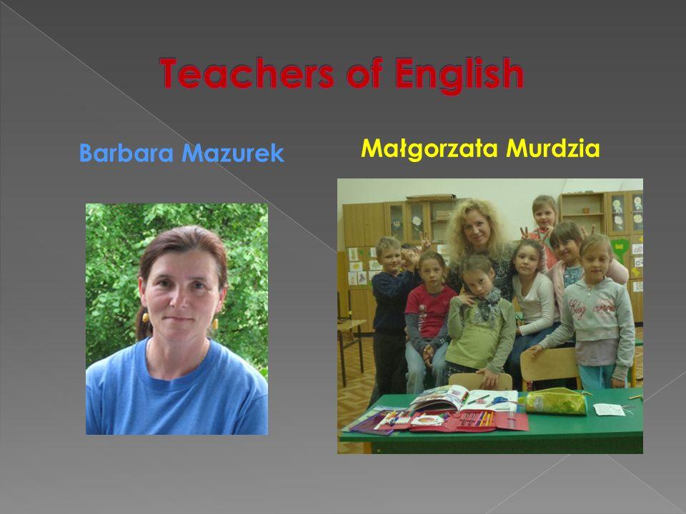 Barbara Mazurek Małgorzata Murdzia