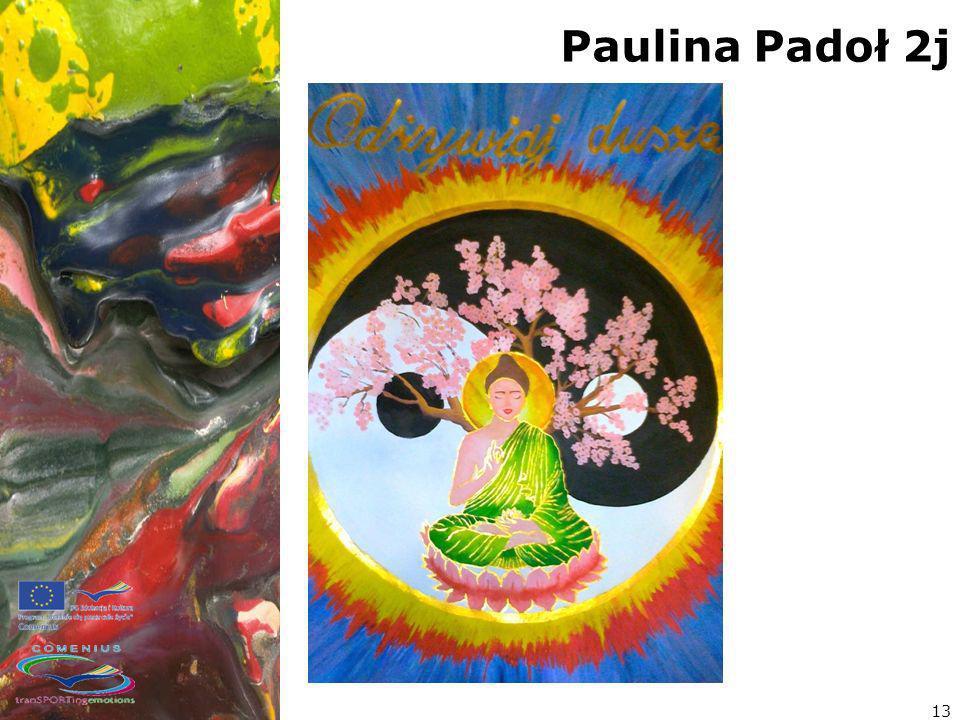 Paulina Padoł 2j 13