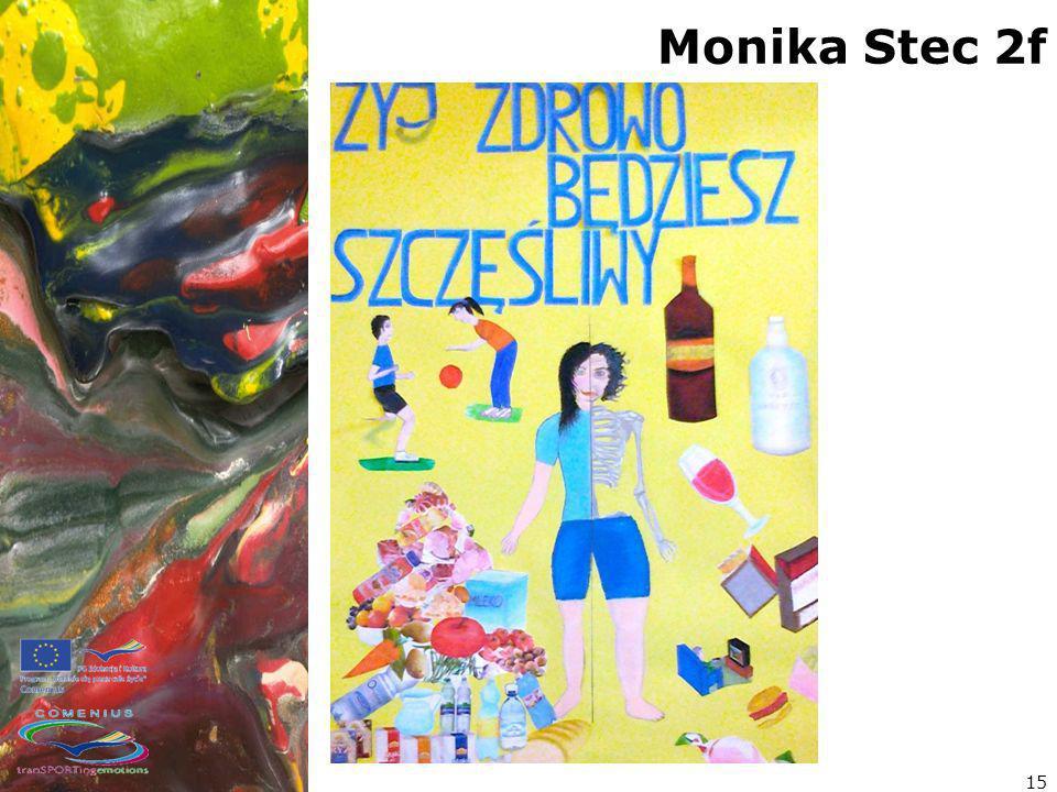 Monika Stec 2f 15