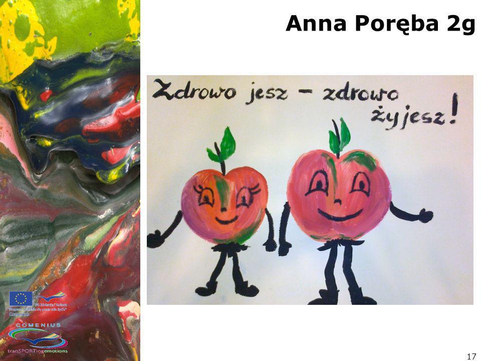 Anna Poręba 2g 17