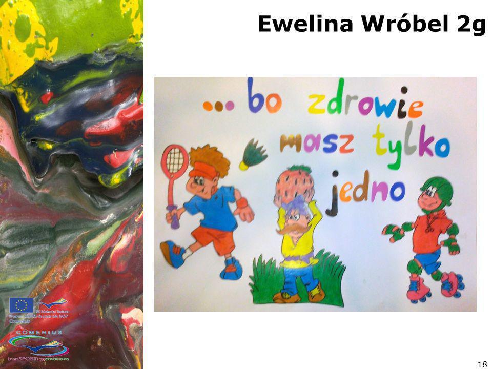 Ewelina Wróbel 2g 18