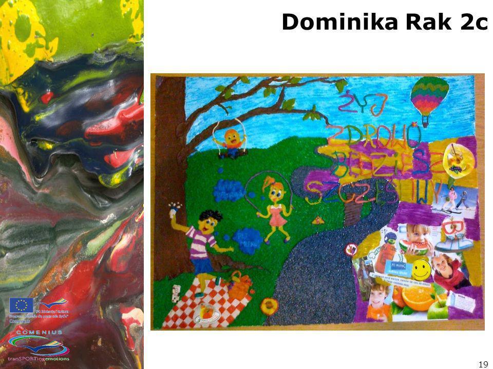 Dominika Rak 2c 19