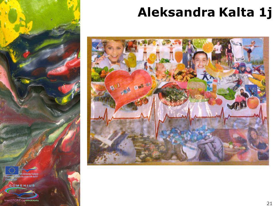 Aleksandra Kalta 1j 21