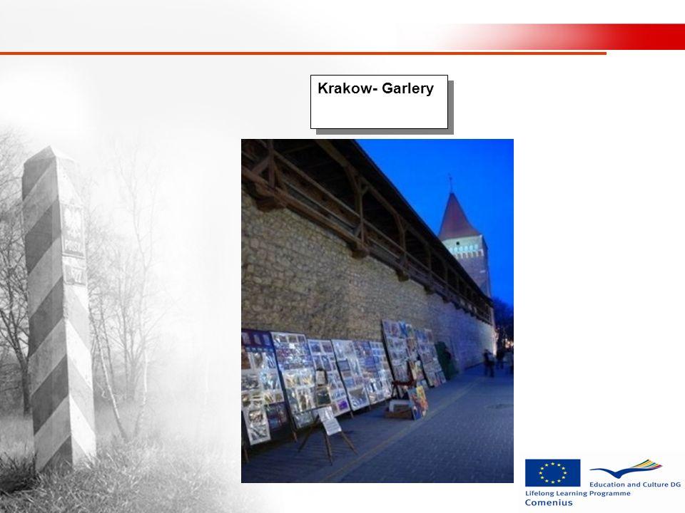 Krakow- Garlery