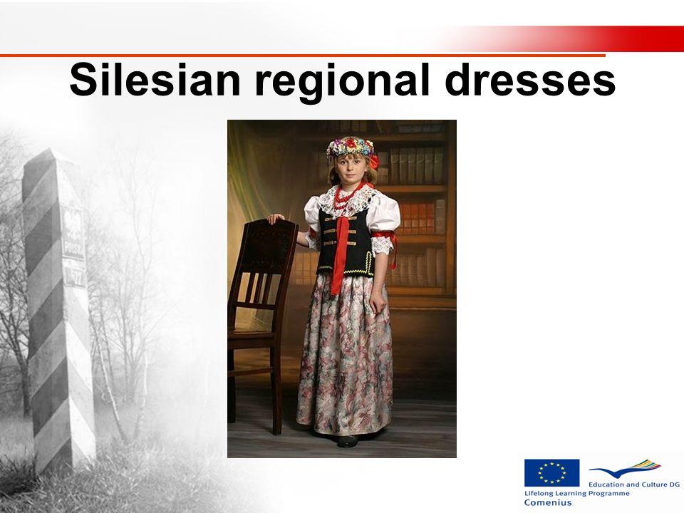 Silesian regional dresses