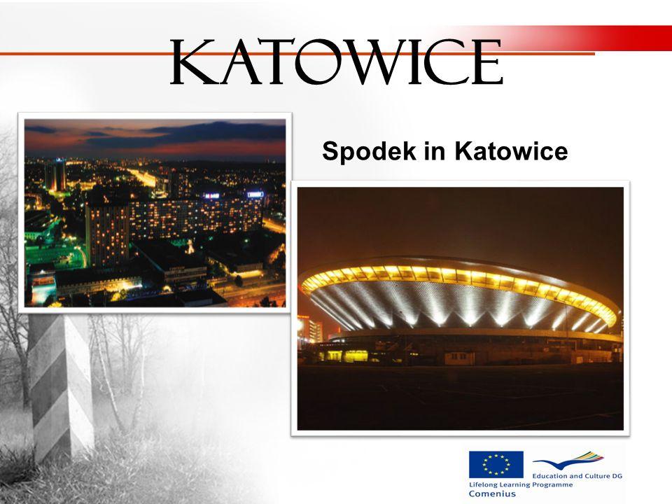 Katowice Spodek in Katowice