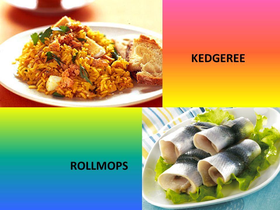 KEDGEREE ROLLMOPS