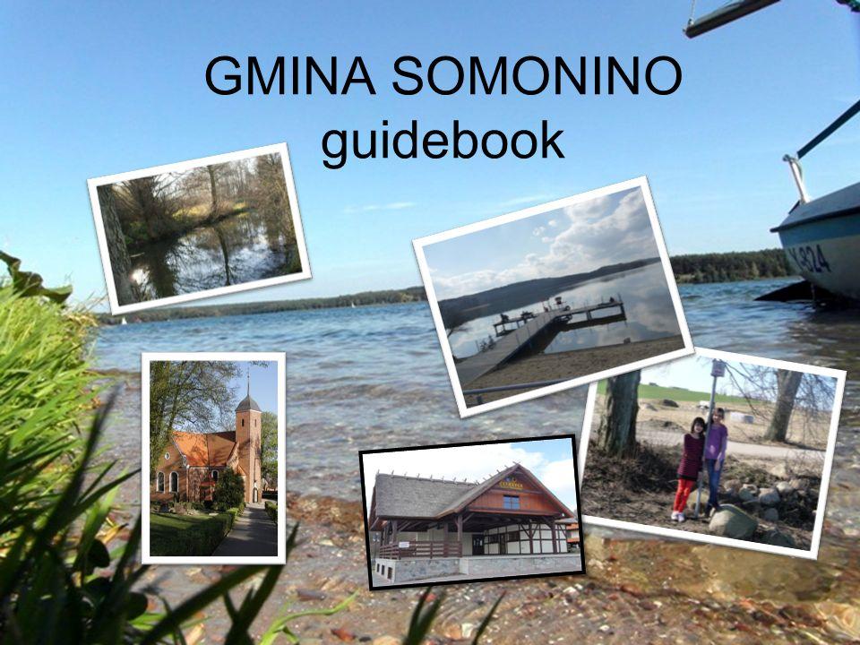 GMINA SOMONINO guidebook