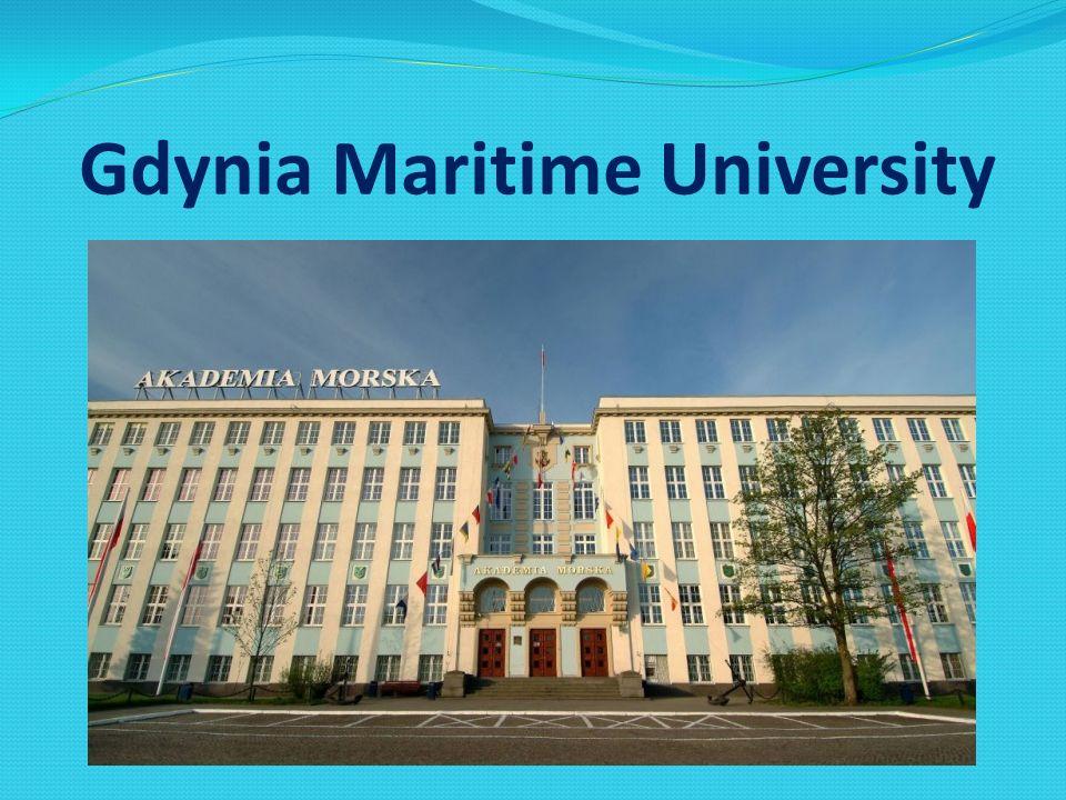 Gdynia Maritime University