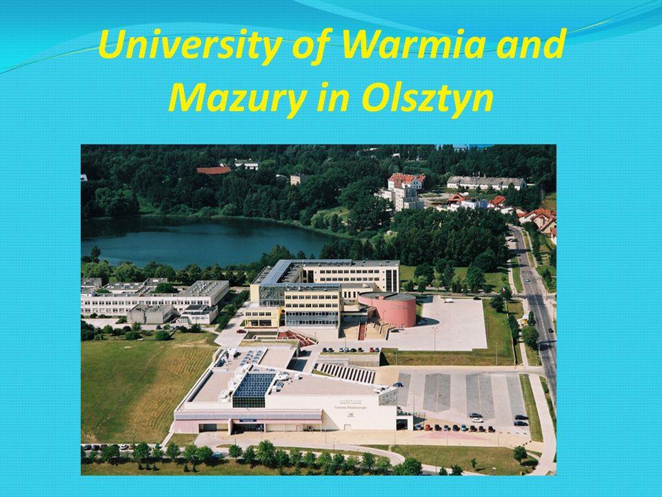 University in Warsaw