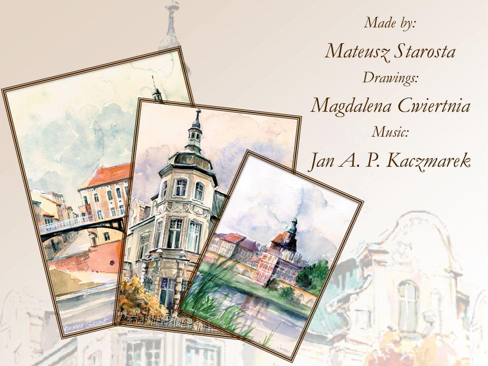 Made by: Mateusz Starosta Drawings: Magdalena Cwiertnia Music: Jan A. P. Kaczmarek