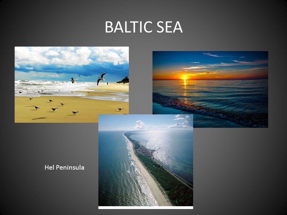BALTIC SEA Hel Peninsula