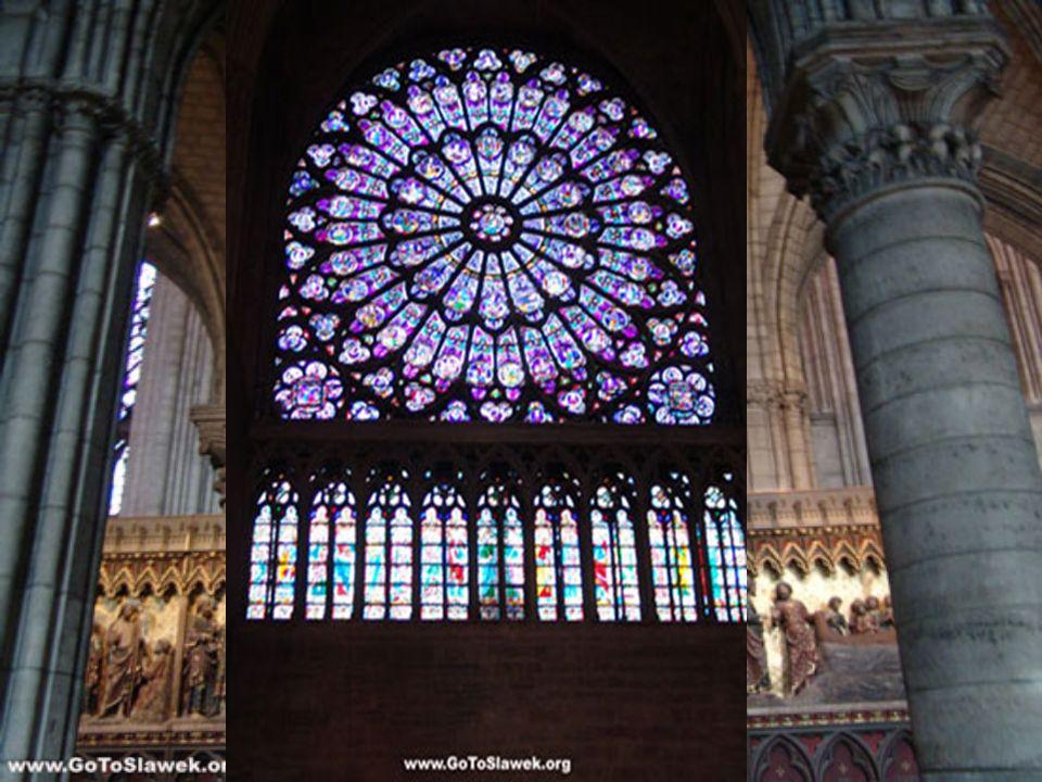 Notre Dame Paris - France Sagt mir wo die Blumen sind... Copyrights GoToSlawek.org, 2004; All rights reserved