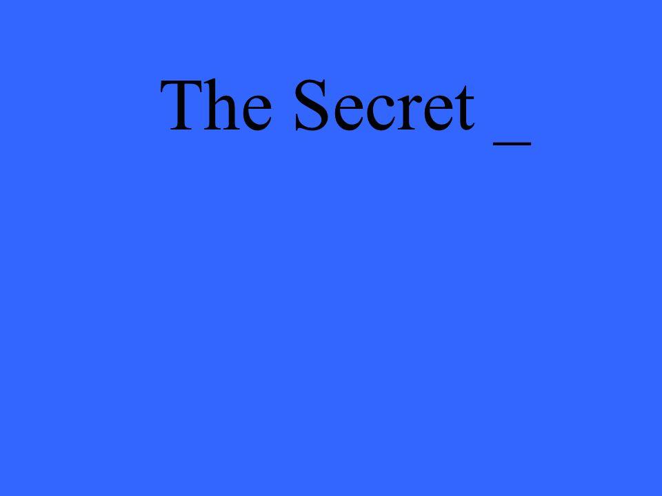 The Secret _
