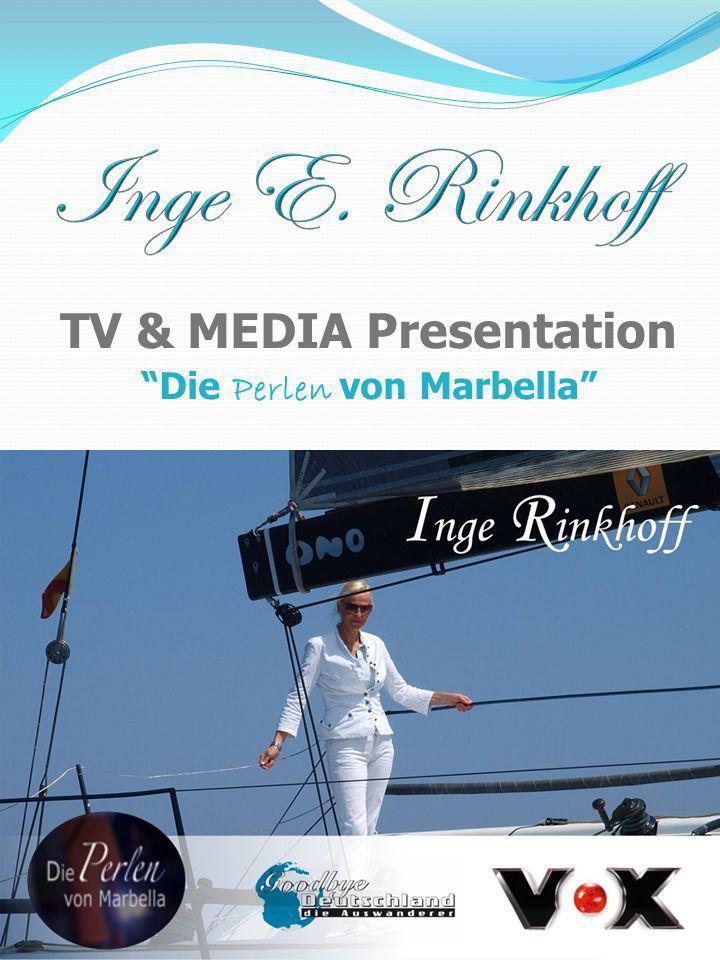 TV & MEDIA Presentation Die Perlen von Marbella