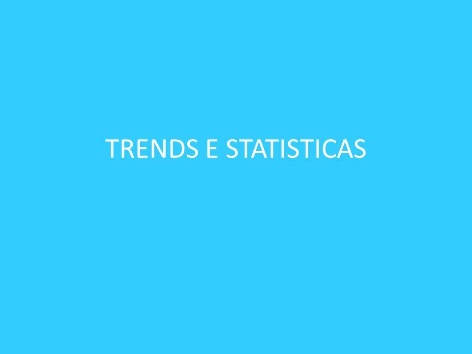 TRENDS E STATISTICAS