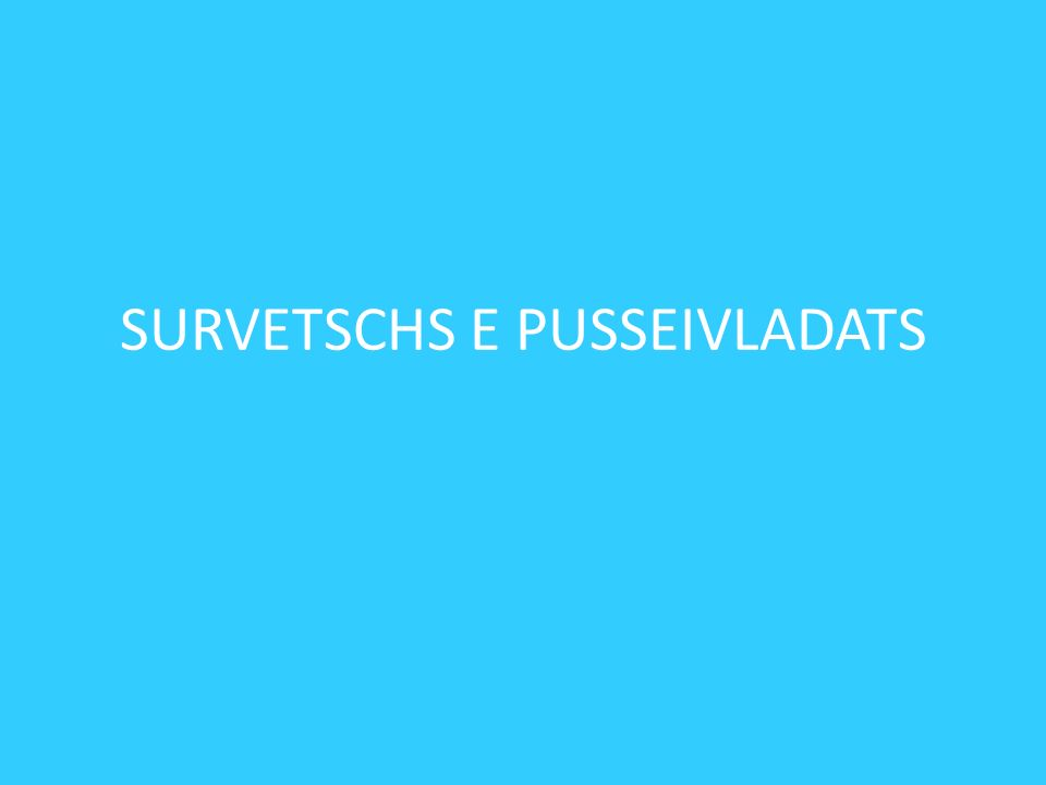 SURVETSCHS E PUSSEIVLADATS