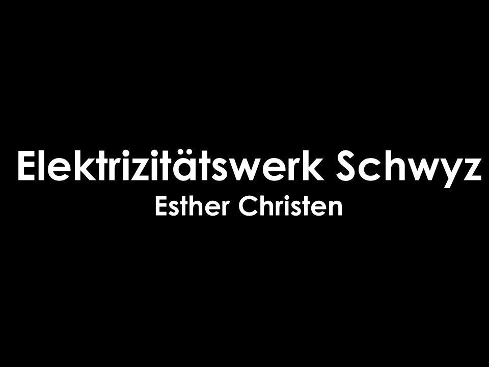 Elektrizitätswerk Schwyz Esther Christen