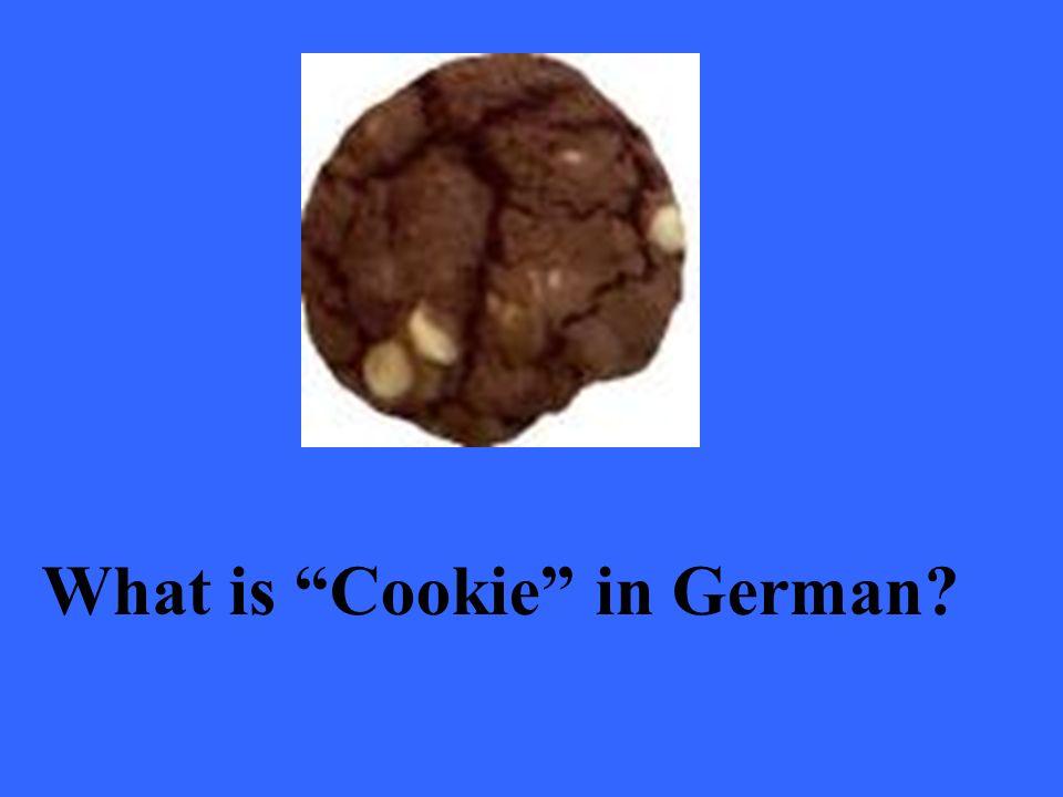 Was ist der Kekse