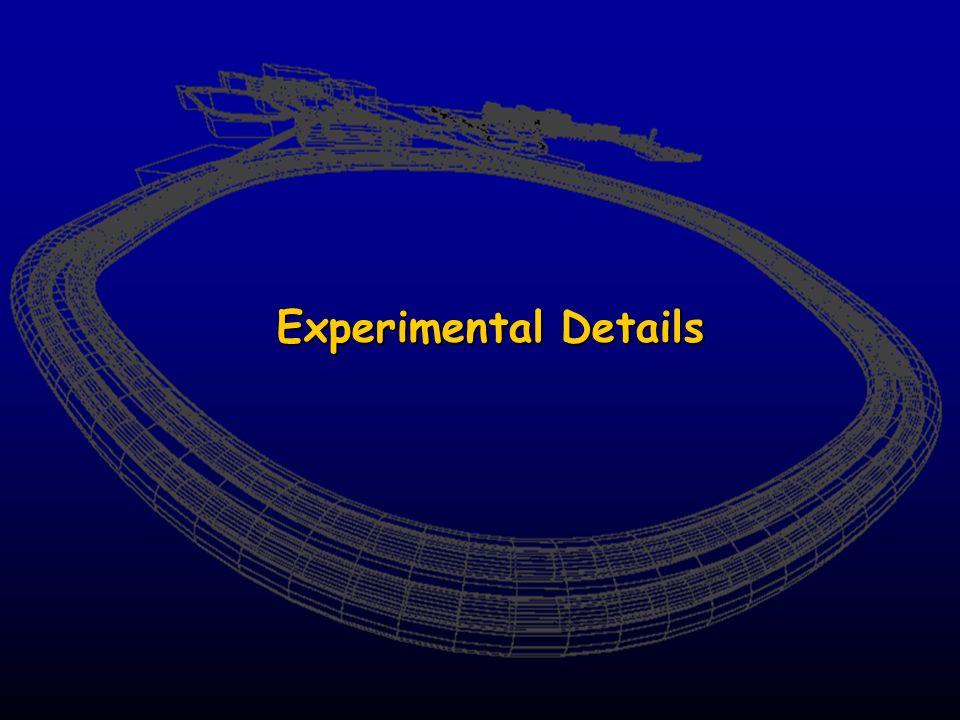 Experimental Details