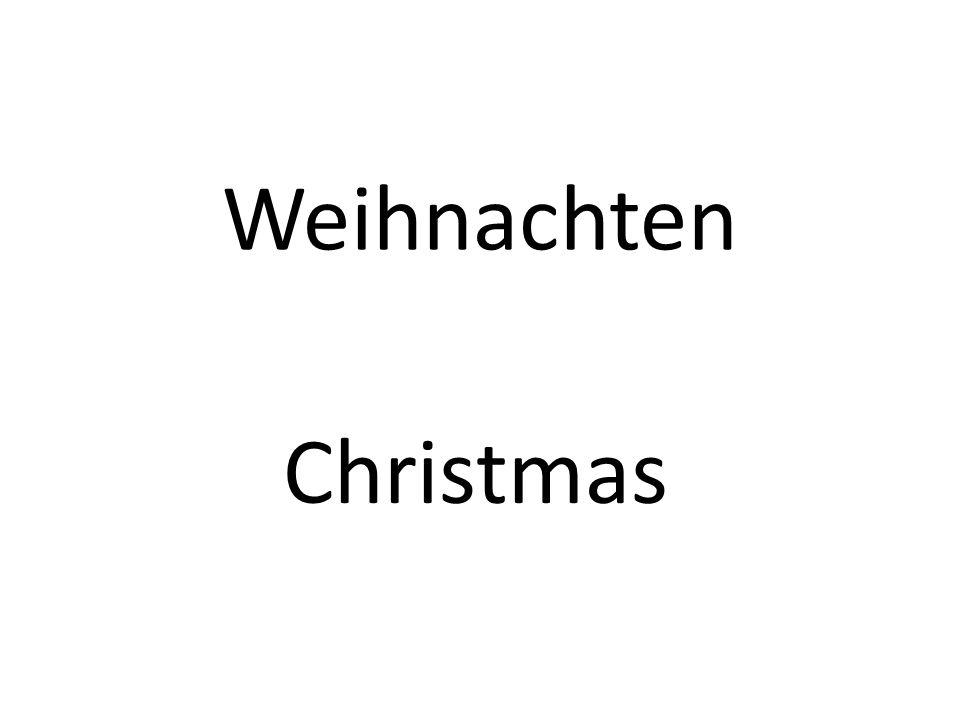Weihnachten Christmas