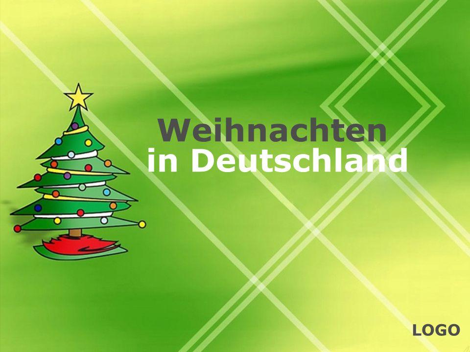 LOGO Weihnachten in Deutschland