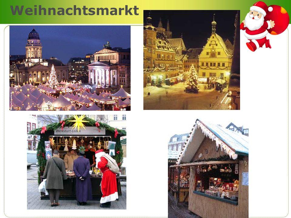 Weihnachtsmarkt Company Logo