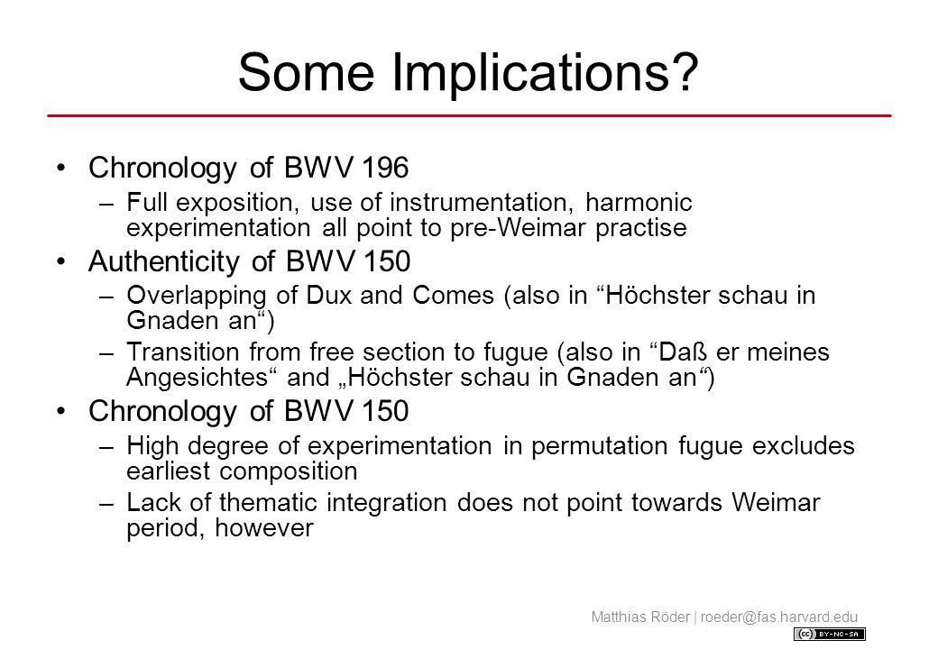 References Carl Dahlhaus, Zur Geschichte der Permutationsfuge, Bach-Jahrbuch 46 (1959): 95–110.