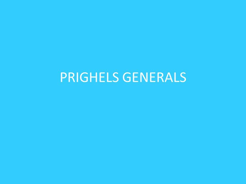 PRIGHELS GENERALS