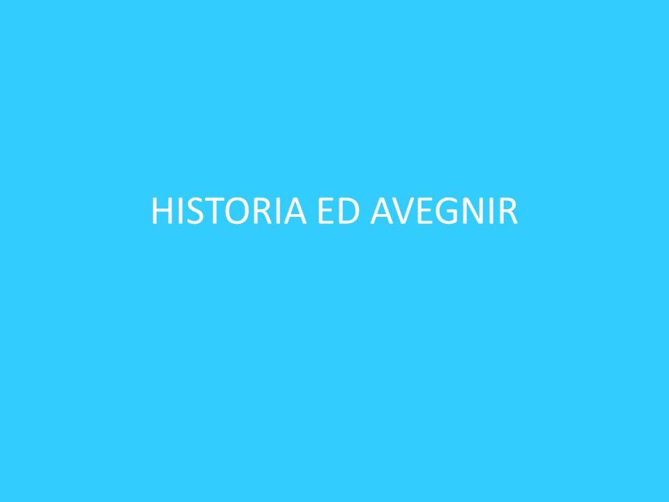 HISTORIA ED AVEGNIR