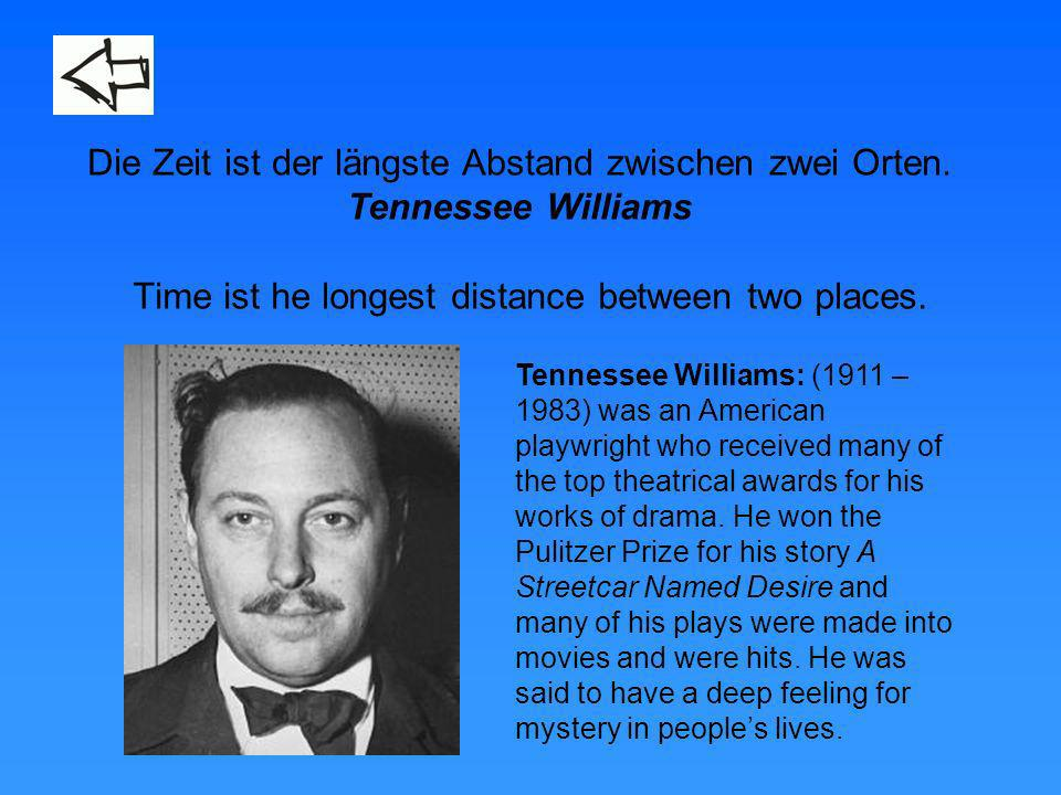 M4/2M4/2 Time ist he longest distance between two places.