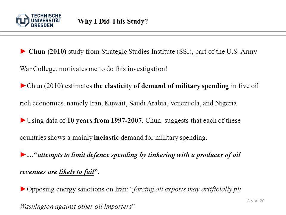 Sanctions & The Iranian Oil: Media & Iran Energy Project 9 von 16