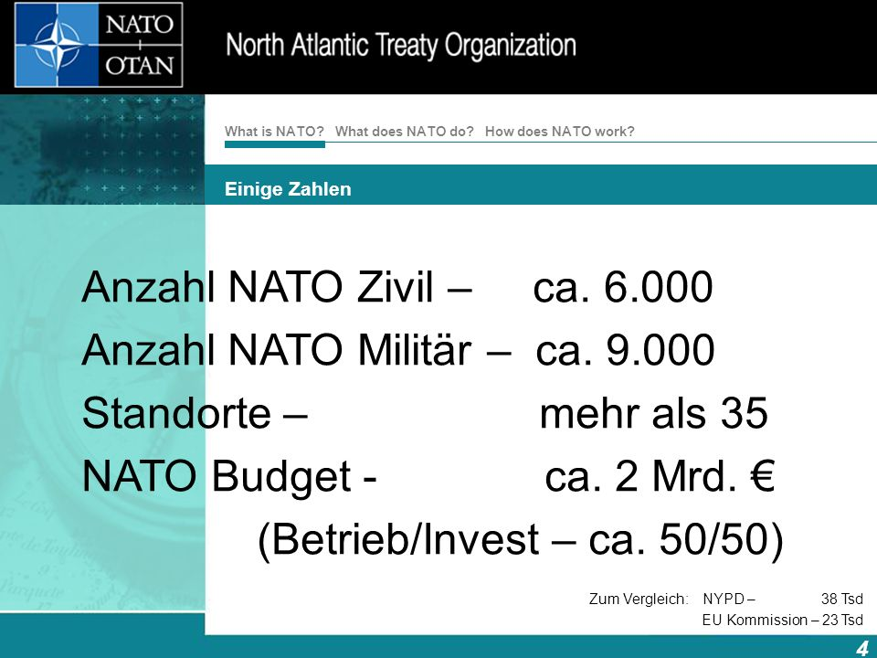 How does NATO work.5 What is NATO. What does NATO do.