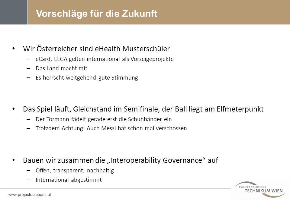 Wir Österreicher sind eHealth Musterschüler – eCard, ELGA gelten international als Vorzeigeprojekte – Das Land macht mit – Es herrscht weitgehend gute