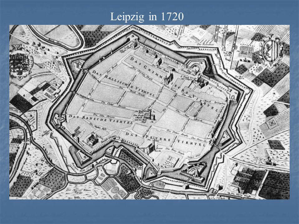 Leipzig in 1720