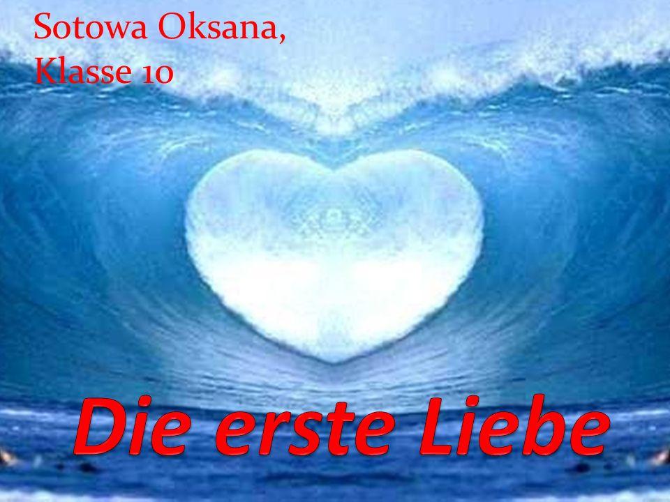 Sotowa Oksana, Klasse 10