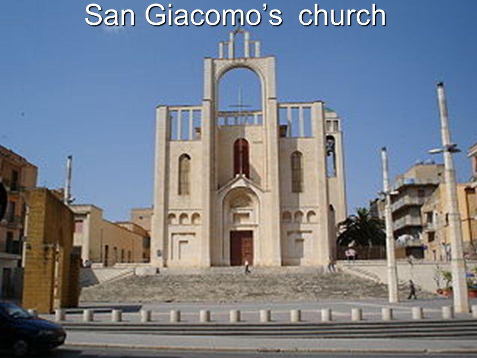 San Giacomos church San Giacomos church