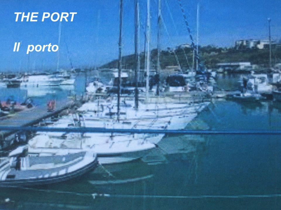 THE PORT Il porto