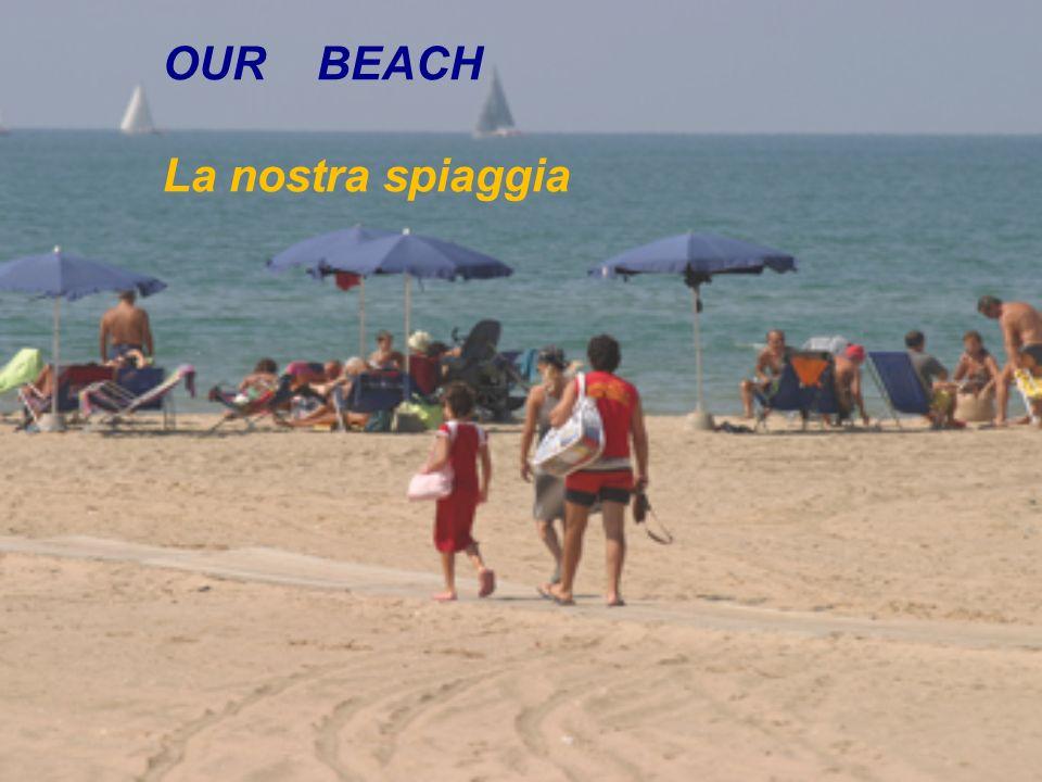 OUR BEACH La nostra spiaggia