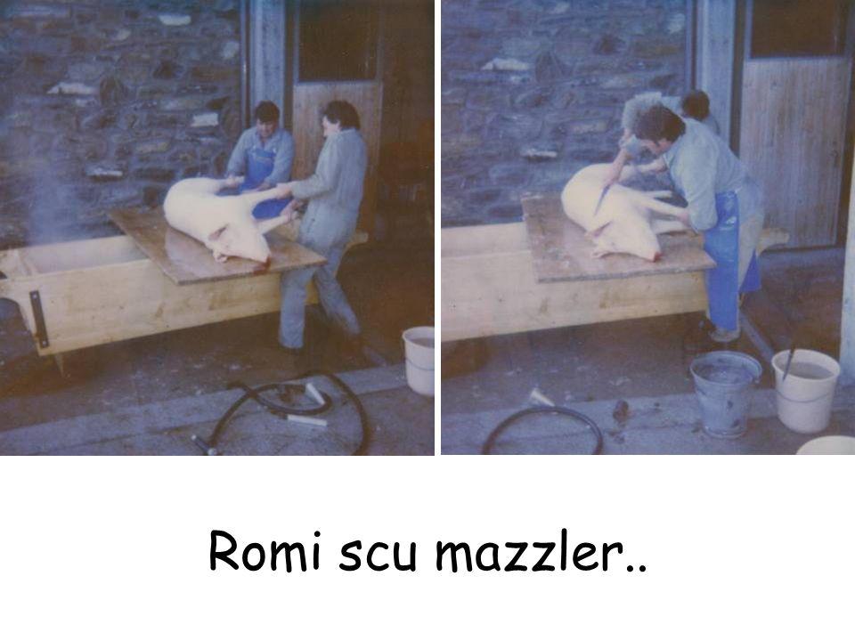 Romi scu mazzler..