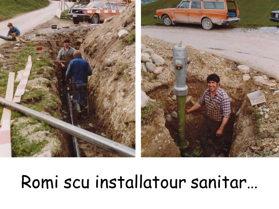 Romi scu installatour sanitar…