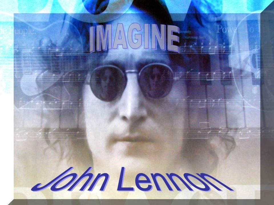 Imagine no possessions, I wonder if you can, Immagina che non ci siano ricchezze, non so se sei capace,