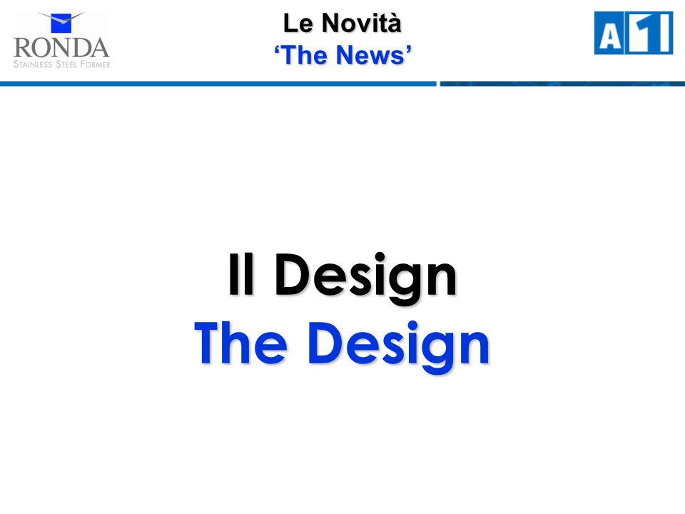 Le Novità The News Il Design The Design