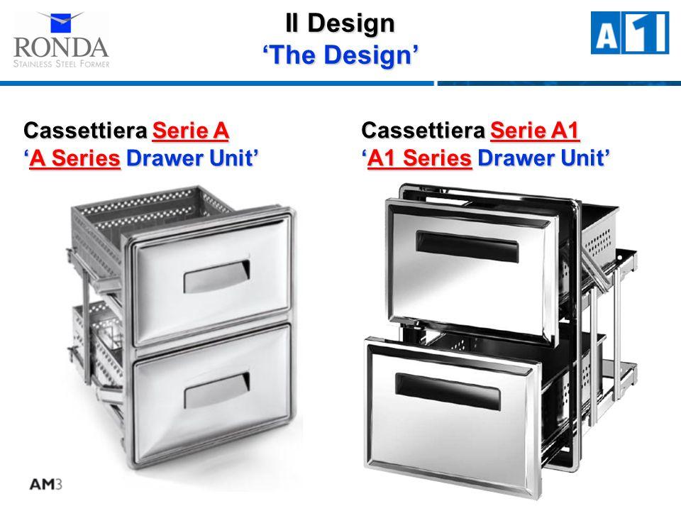 Il Design The Design Cassettiera Serie A A Series Drawer UnitA Series Drawer Unit Cassettiera Serie A1 A1 Series Drawer UnitA1 Series Drawer Unit