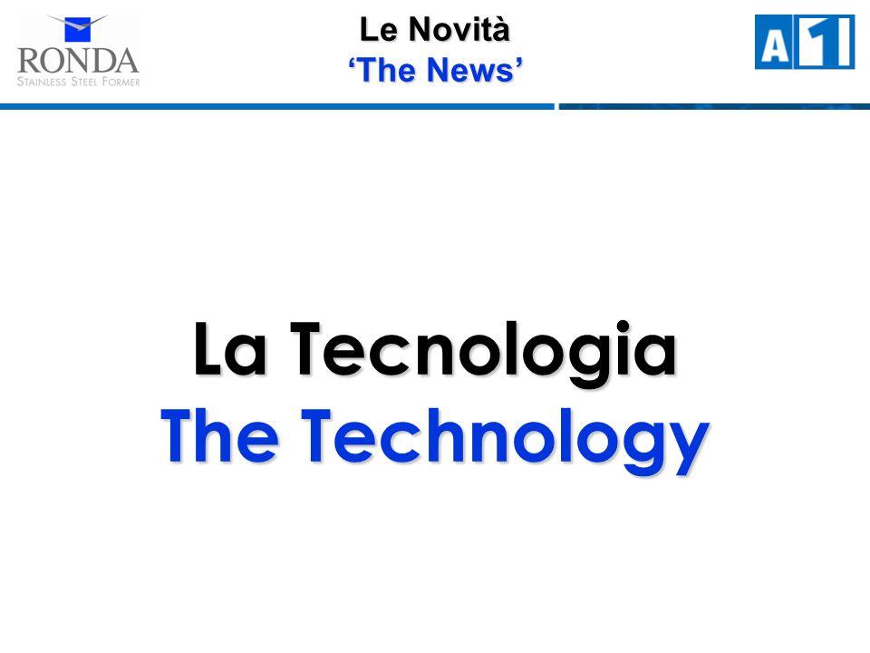 Le Novità The News La Tecnologia The Technology