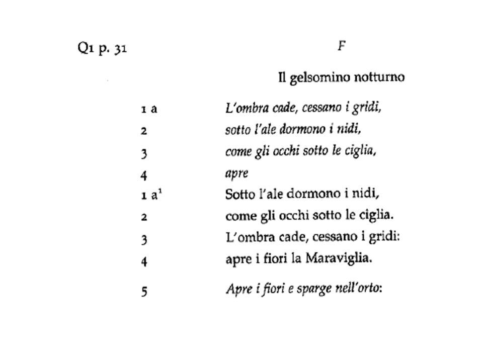 E/ sa/pro/no^i/ fio/ri/ not/tur/ni,2/5/8a nel/lo/ra/ che/ pen/so^a/ miei/ ca/ri.2/5/8b So/no^ap/par/se^in/ mez/zo^ai/ vi/bur/ni3/5/8a le/ far/fal/le/