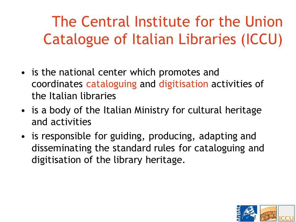 Bibliographic records Monograph Author Original title Series Sub-series Previous edition